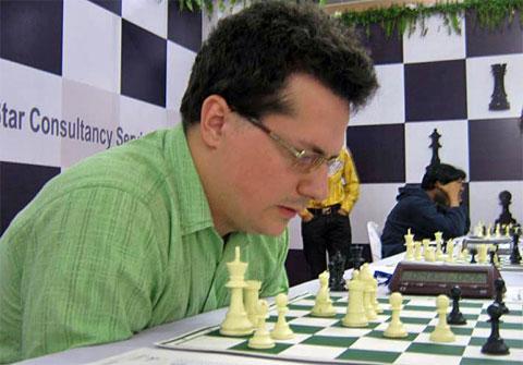 grandmaster Yuri Drozdovskij